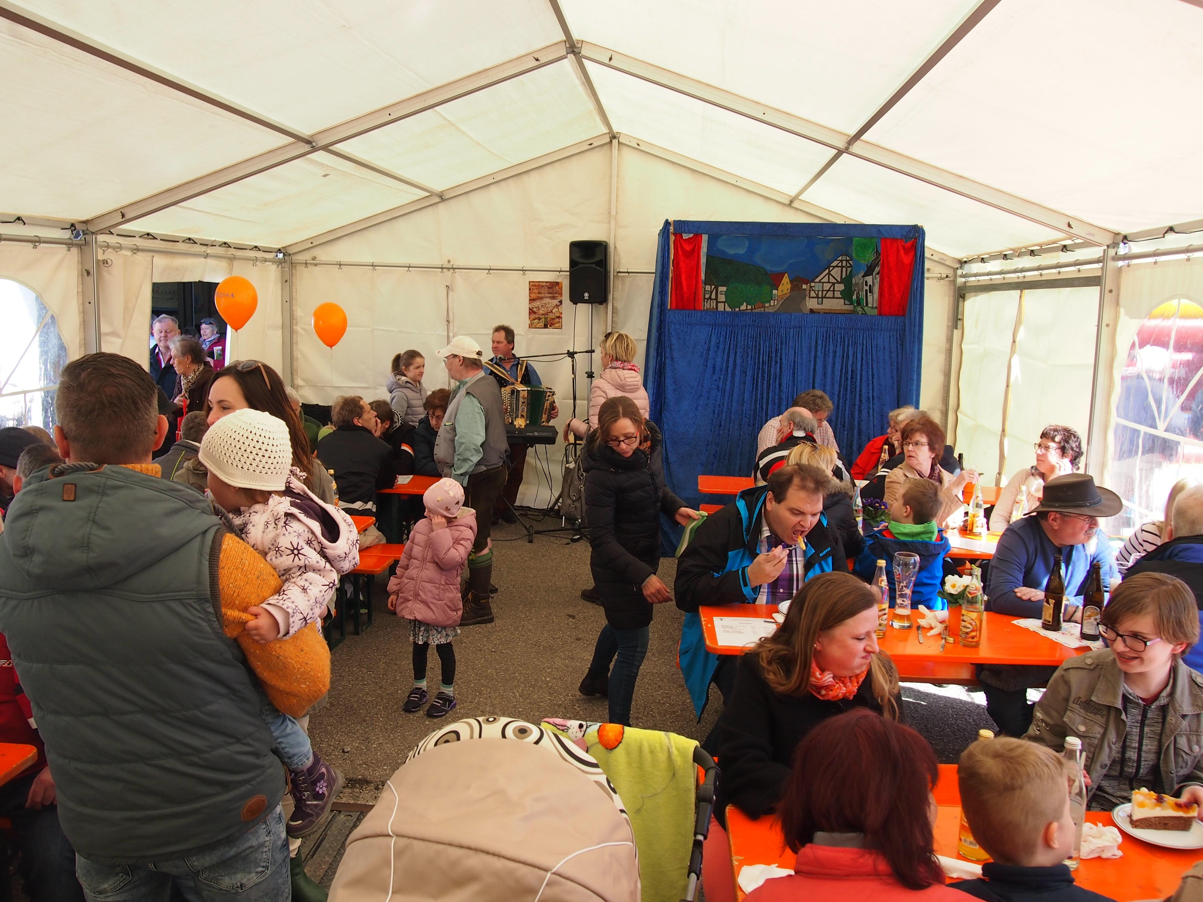 Hausmesse 2017 Caravan Langrock Burgkirchen
