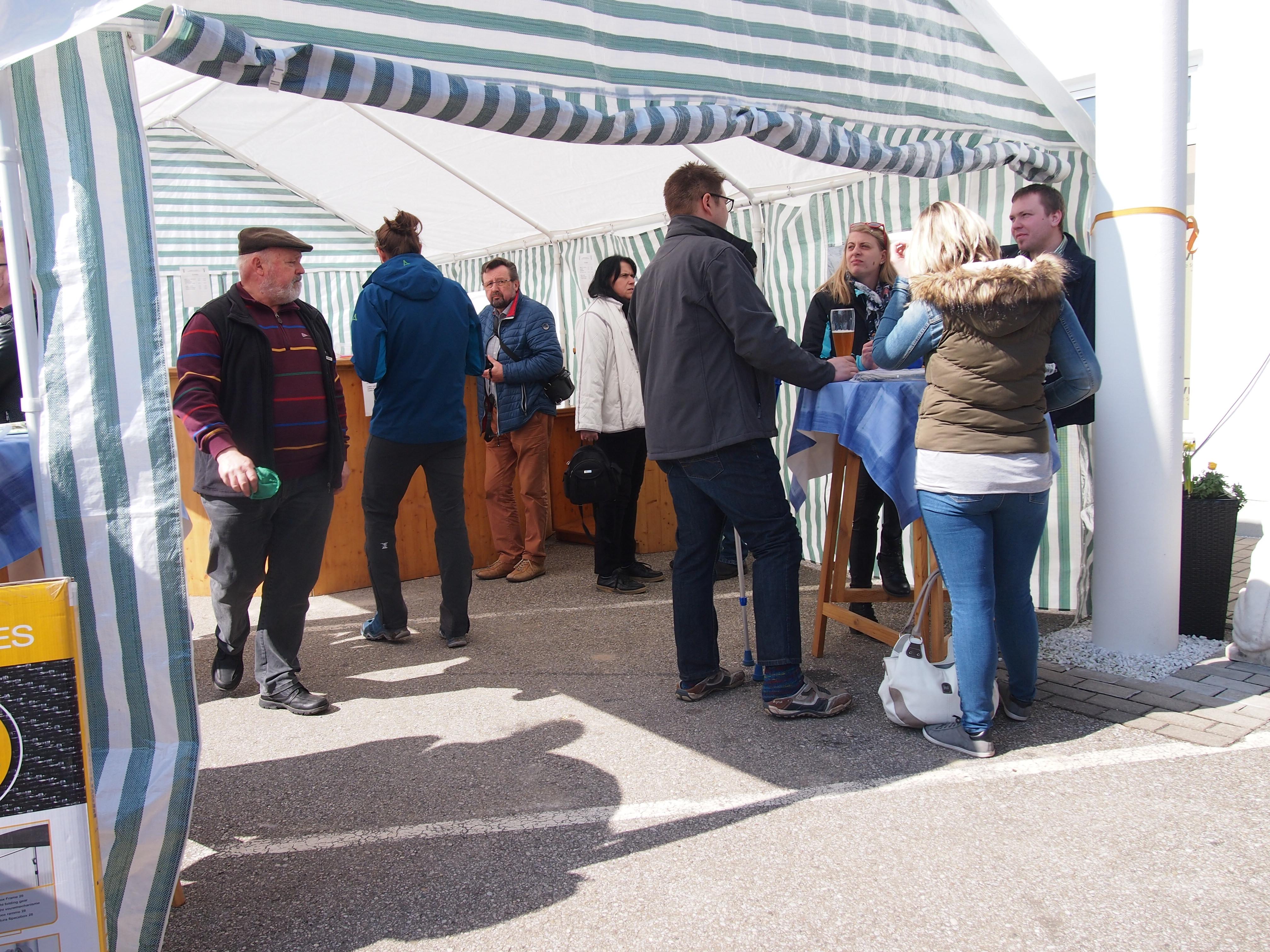 Caravan Langrock Hausmesse 2018